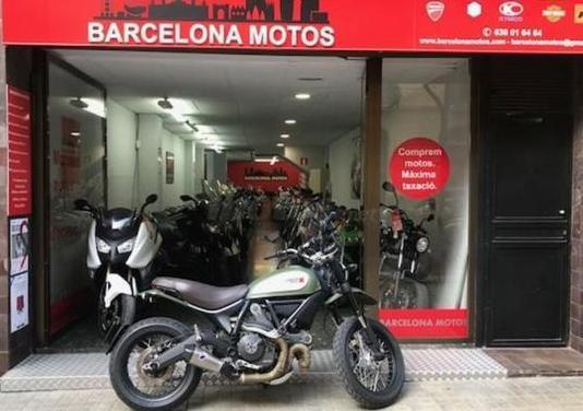 Ducati scrambler urban enduro