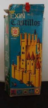 Exin castillos numero 2 de la serie azul