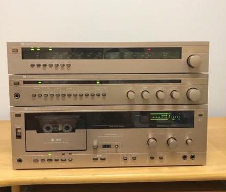 Equipo de música vintage optonica 5100