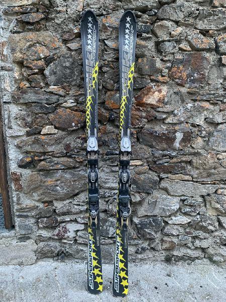 Esquís völkl gama alta