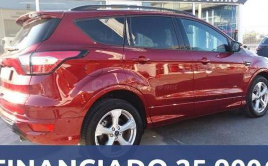 Ford kuga 2.0 tdci 110kw 4x4 ass stline powers. 5p