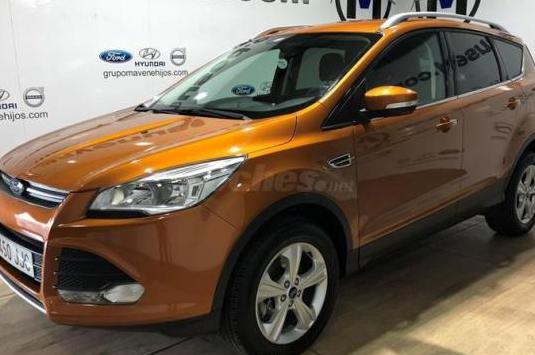 Ford kuga 2.0 tdci 120 4x2 ass trend 5p.