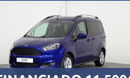 Ford tourneo courier 1.5 tdci 70kw 95cv trend 5p.