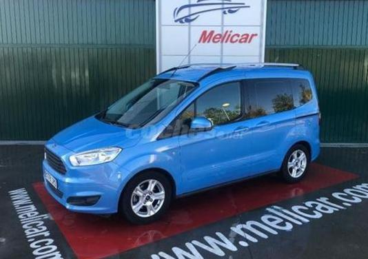 Ford tourneo courier 1.5 tdci 95cv trend 5p.