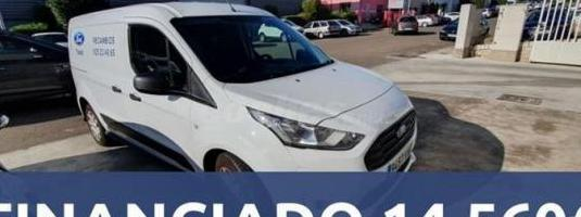 Ford transit connect van 1.5 tdci 74kw trend 200 l