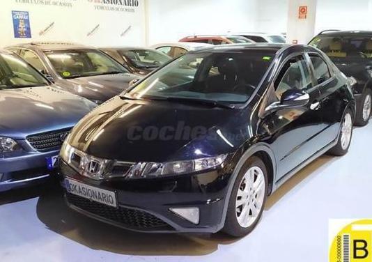 Honda civic 2.2 ictdi executive 5p.