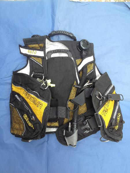 Jacket buceo tecnomar excell 1600