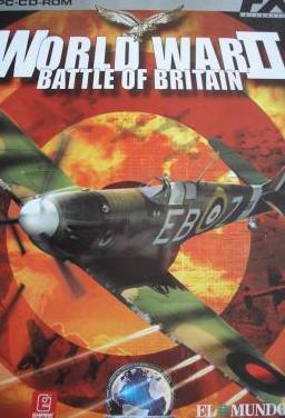 Juego de pc world war ii battle of britain