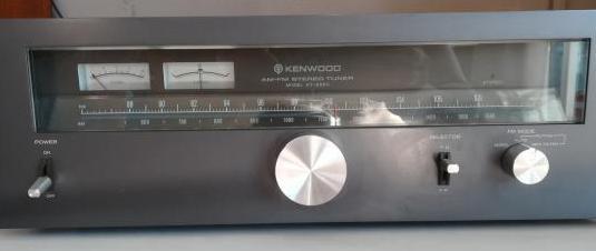 Kenwood kt-6550 tuner