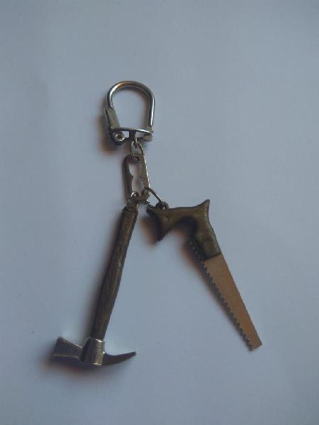 Llavero herramientas carpintero coleccion sierra