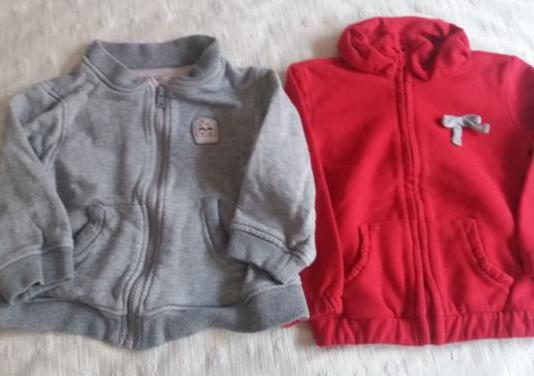 Lote chaquetas niña 2 años