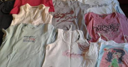 Lote ropa niña 9- 10 años