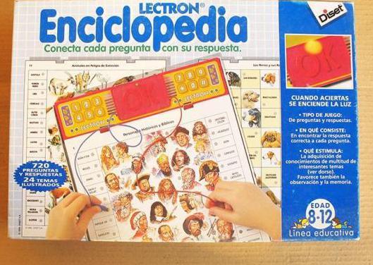 Lectron enciclopedia regalo