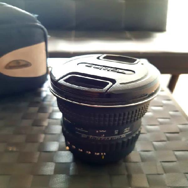 Lente tokina gran angular 11-16mm f/2,8