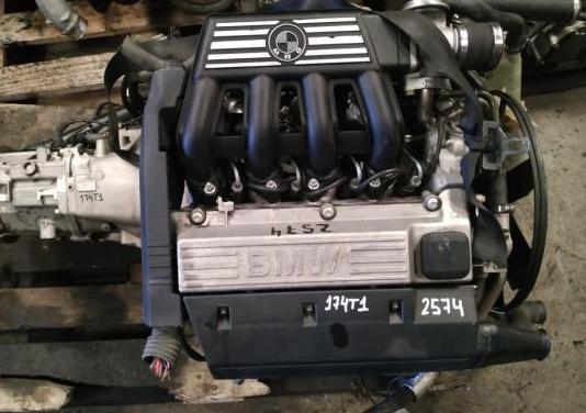 Motor bmw 318 tds (m41d17)