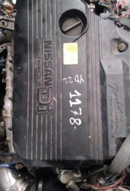 Motor nissan 2200 di (yd22)