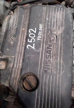 Motor nissan 2200 di ( yd22ddt)