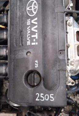 Motor toyota verso tipo 1zz. 1. 8 c.c