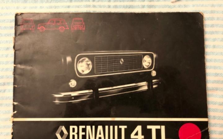 Manual usuario renault 4