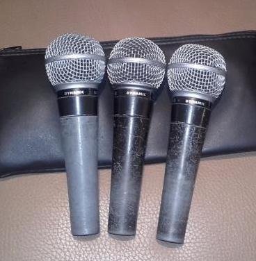 Micrófono dinamic pdm-3