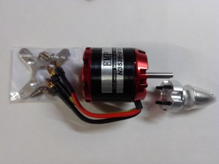 Motor brushless emp 3536/910kv