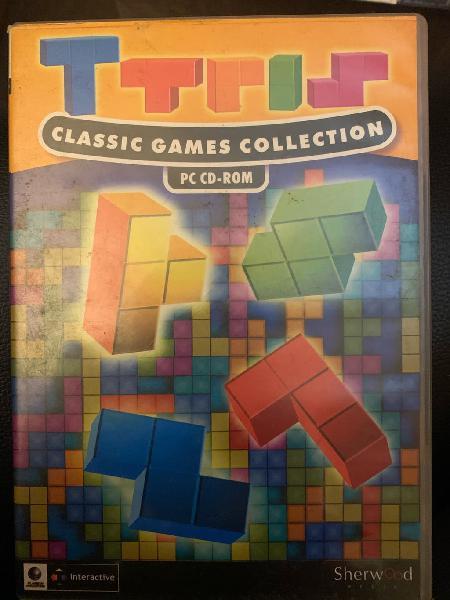 Mítico juego arcade, tetris, envio