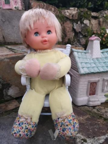 Muñeca mimitos de famosa