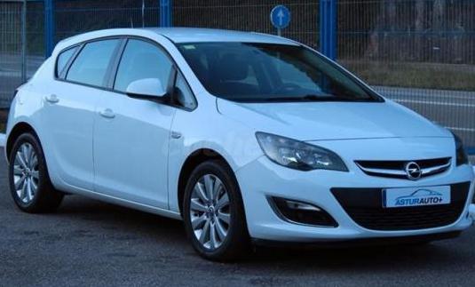 Opel astra 1.7 cdti 110 cv selective 5p.