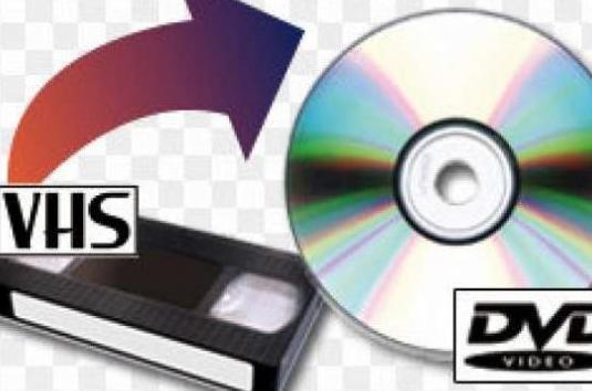 Paso cintas vhs antiguas y cassete musica