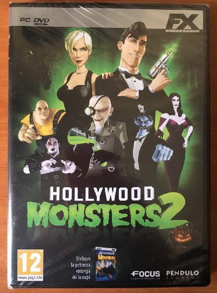 Premium pack: hollywood monsters 2 pc precintado