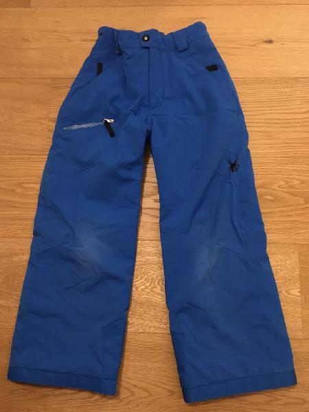 Pantalón esquí talla 8 spyder