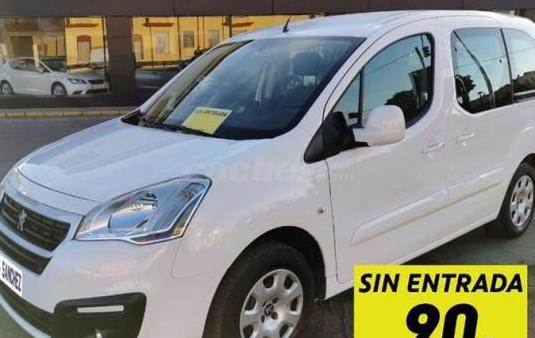 Peugeot partner tepee access 1.6 hdi 75 n1