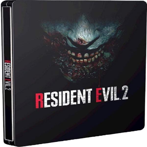 Resident evil 2 para ps4