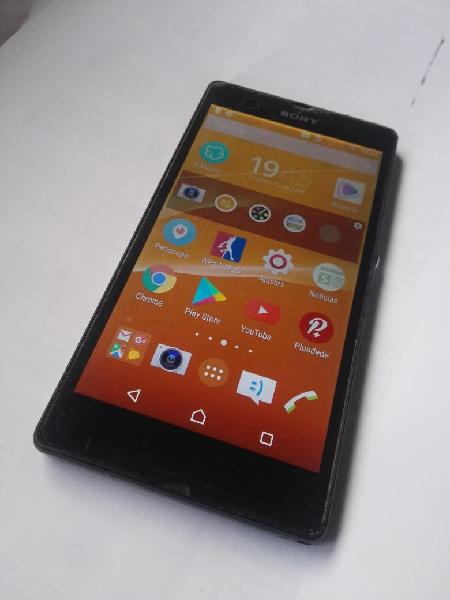 Sony xperi z telefono movil smartphone sony