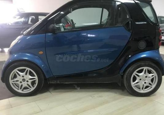 Smart fortwo coupe passion cdi 3p.