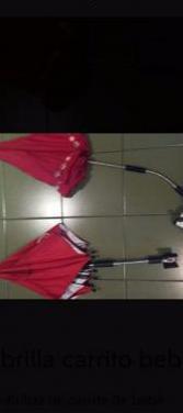 Sombrilla carrito de bebe
