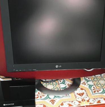 Tv lcd y reproductor multimedia