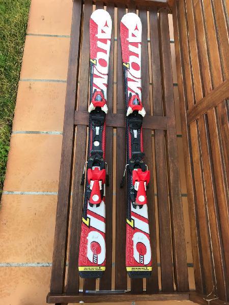 Tablas de esquí 110