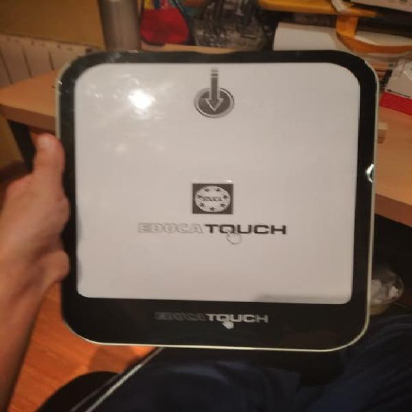 Tableta de aprendizaje educa touch