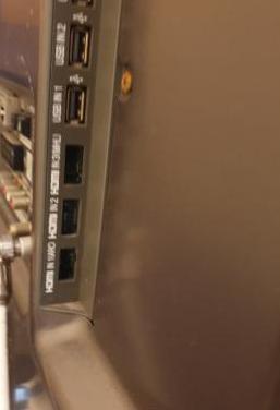 Televisión lg plasma 42 rota la pantalla