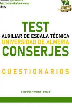 Test conserje universidad de almería