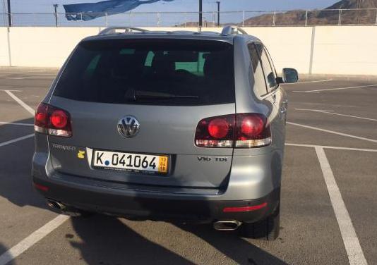 Volkswagen touareg 5.0 v10 tdi tiptro. r50 edicio