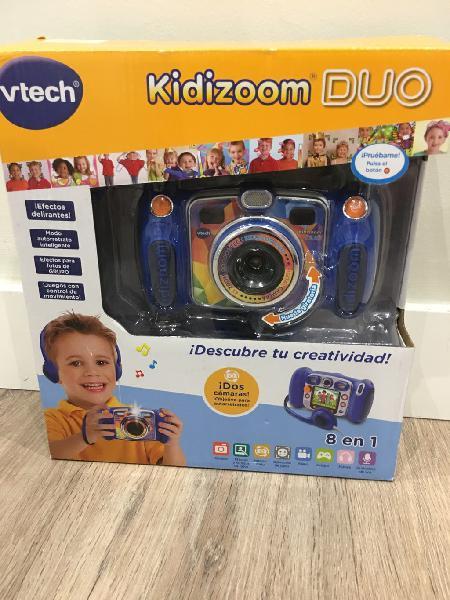 Vtech kidizoom duo, cámara de fotos niños