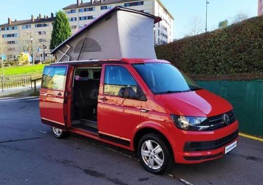 Volkswagen california beach 2.0 bmt tdi 150cv 4p.