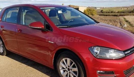 Volkswagen golf business navi 1.6 tdi 110cv bluem