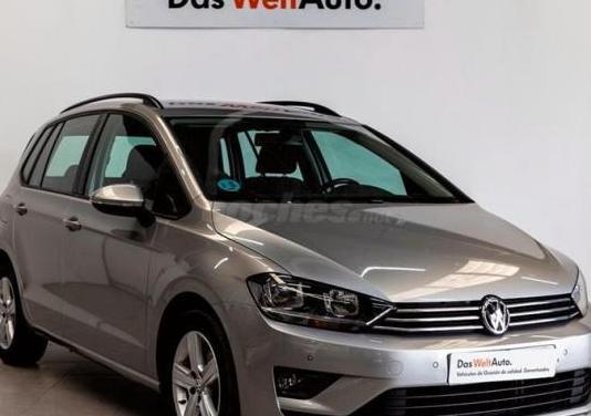 Volkswagen golf sportsvan advance 1.6 tdi 110cv bm