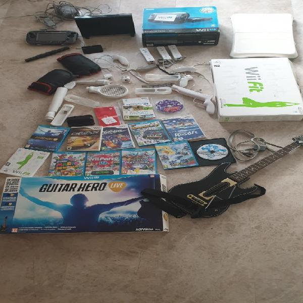 Wii u más accesorios