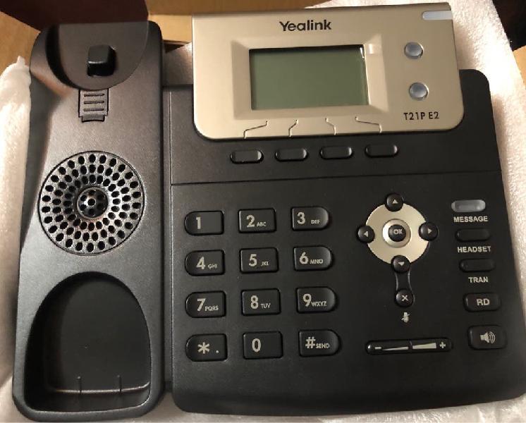Yealink ip phone t21p e2 sip