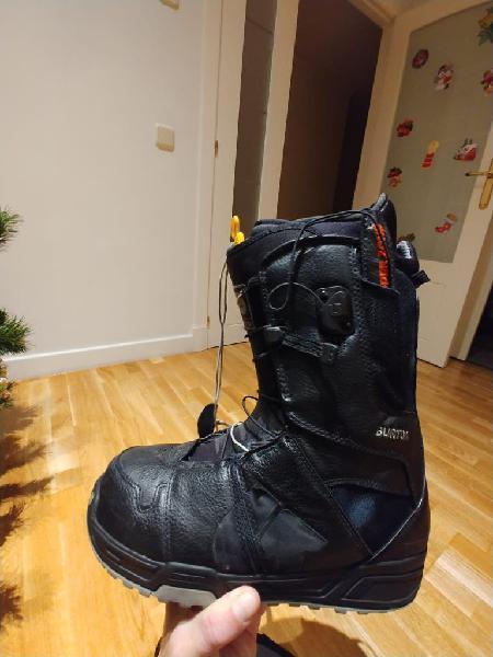 Botas snow burton unisex talla 40 europeo