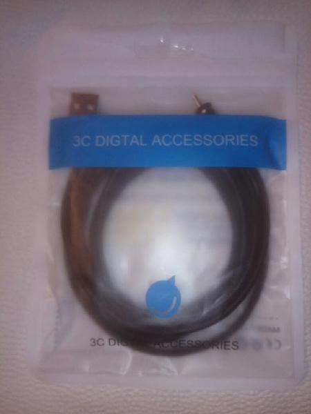 Cable magnético , nuevo